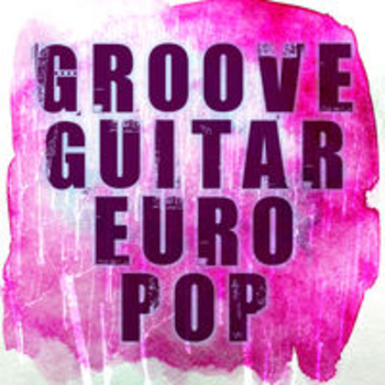GROOVE GUITAR EURO POP