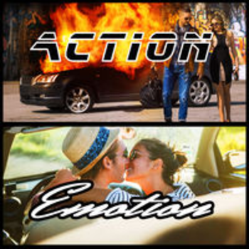 ACTION AND EMOTION - Theme Sets