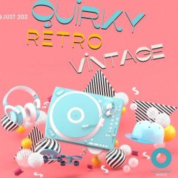 Quirky Retro Vintage