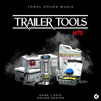 Trailer Tools - Dark Epic Sound Design - Hits