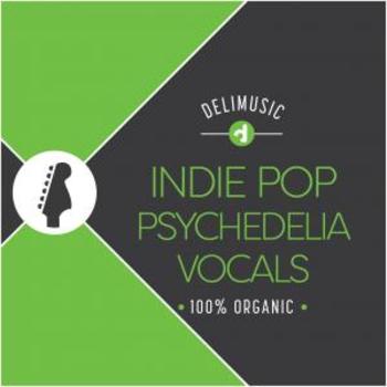 Indie Pop Psychedelia Vocals