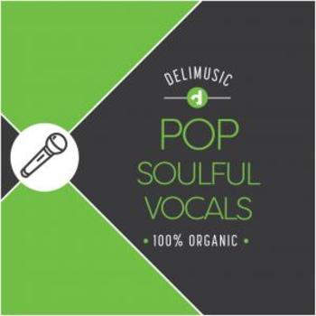 Pop Soulful Vocals