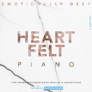Solo Piano Vol2. Heartfelt
