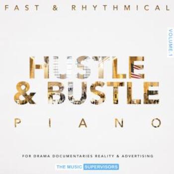 Solo Piano Vol1. Hustle & Bustle