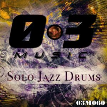 Solo Jazz Drums