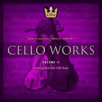 Cello Works Volume 2 - Bach Solo Suite #3