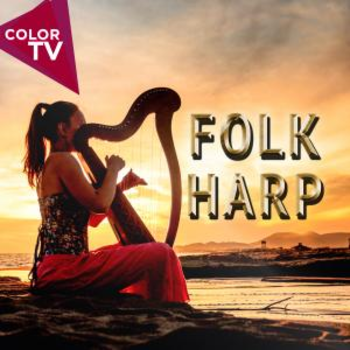 Folk Harp
