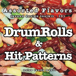 Assorted Flavors 10 - Drum Rolls and Hit Patterns