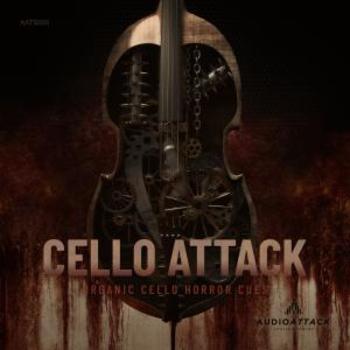 Cello Attack - Organic Cello Horror Cues