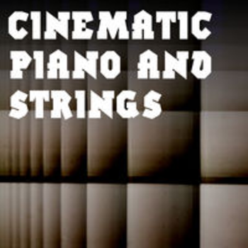 SCDV 987 - CINEMATIC PIANO AND STRINGS - Tim Whitelaw