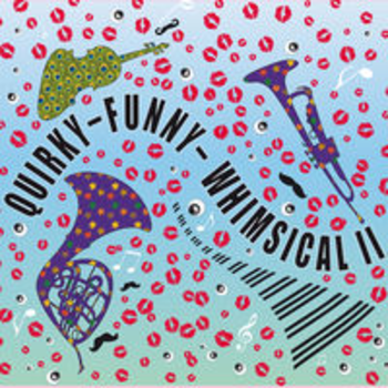 SCDV 981 - QUIRKY - FUNNY - WHIMSICAL II - Laurent Dury