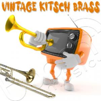 Vintage Kitsch Brass