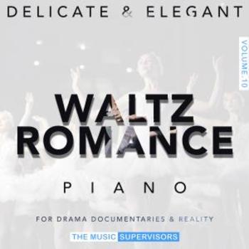 Waltz Romance (Solo Piano Vol.10)
