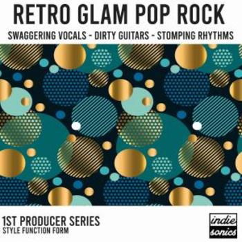 Retro Glam Pop Rock