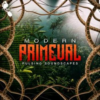 Modern Primeval - Pulsing Soundscapes