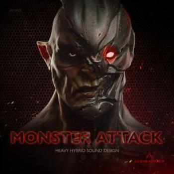 Monster Attack - Hybrid Sound Design Trailers