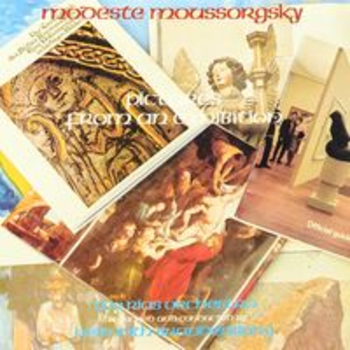 SONV 129 - MODESTE MOUSSORGSKY PICTURES FROM AN EXHIBITION