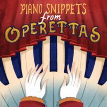SCDV 1018 - PIANO SNIPPETS FROM OPERETTAS