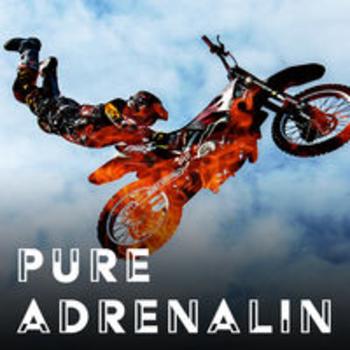 SCDV 1013 - PURE ADRENALIN
