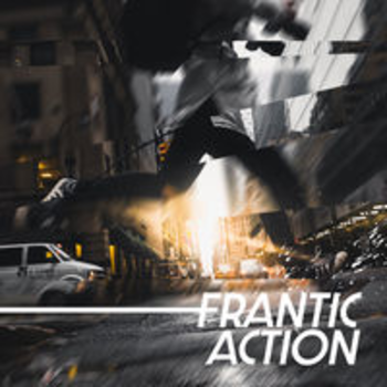 SCDV 1024 - FRANTIC ACTION