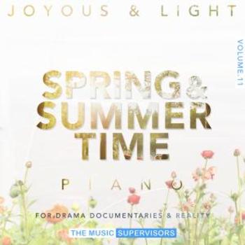 Spring & Summertime (Solo Piano Vol.11)