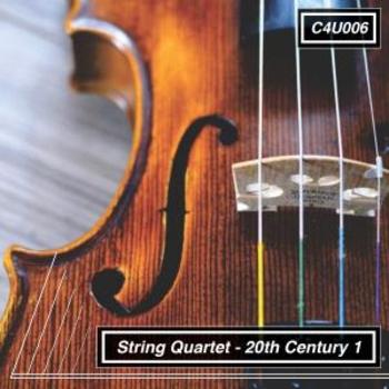 String Quartet 1 20th Century 1