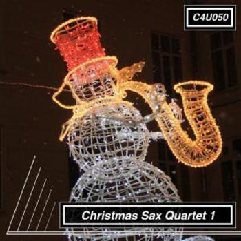 Christmas Sax Quartet 1
