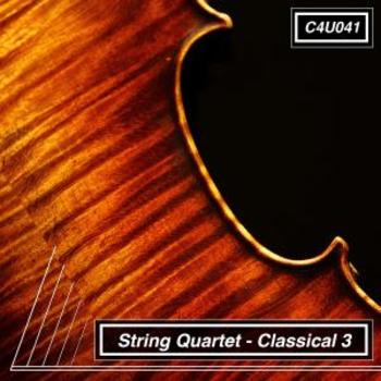String Quartet Classical 3