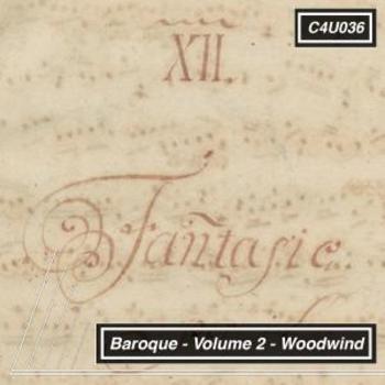 Baroque Volume 2 Woodwind