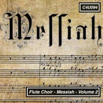 Flute Choir Messiah Volume 2
