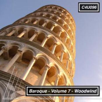 Baroque Volume 7 Woodwind