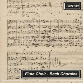 Flute Choir Bach Chorales
