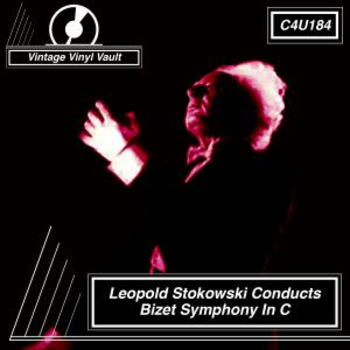 Leopold Stokowski Conducts Bizet Symphony In C