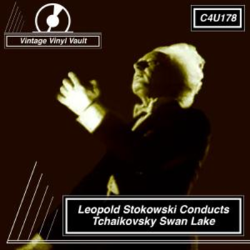 Leopold Stokowski Conducts Tchaikovsky Swan Lake