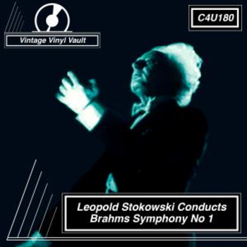 Leopold Stokowski Conducts Brahms Symphony No 1