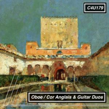 Oboe / Cor Anglais & Guitar Duos