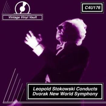 Leopold Stokowski Conducts Dvorak New World Symphony