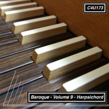 Baroque Volume 9 Harpsichord