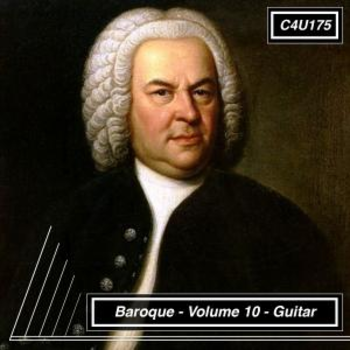 Baroque Volume 10 Guitar