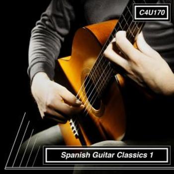 Spanish Guitar Classics 1