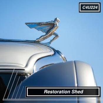 Restoration Shed