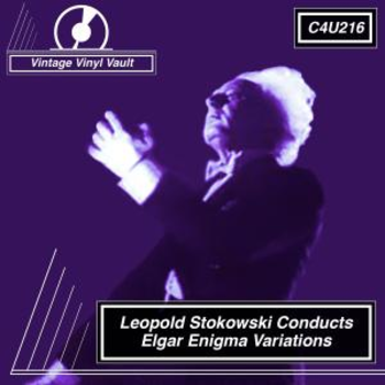 Leopold Stokowski Conducts Elgar Enigma Variations