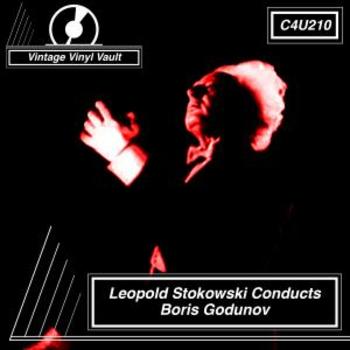 Leopold Stokowski Conducts Boris Godunov