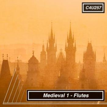 Medieval 1 Flutes