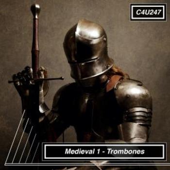 Medieval 1 Trombones