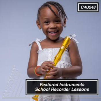 Featured Instruments School Recorder Lessons