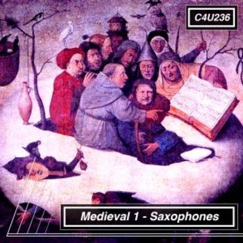 Medieval 1 Saxophones