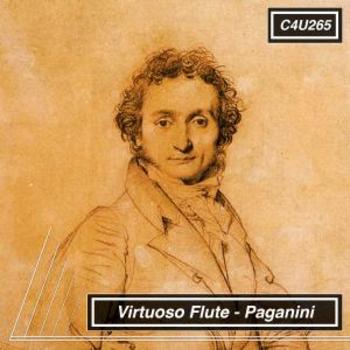 Virtuoso Flute Paganini