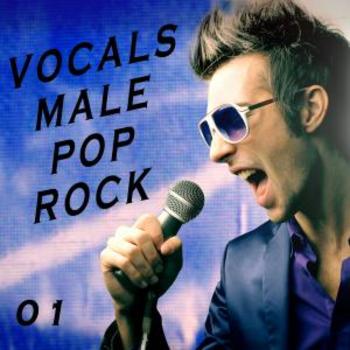 Vocals Male Pop Rock 01