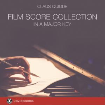 UBM 2389 Film Score Collection In A Major Key